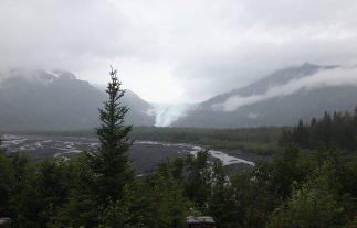 Exit Glacier Afar