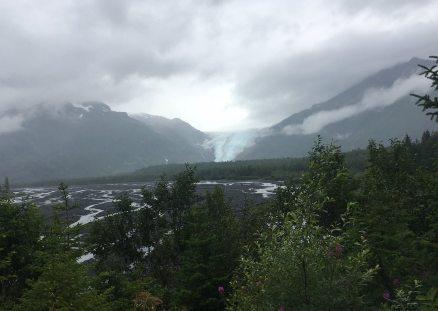 Exit Glacier Fog