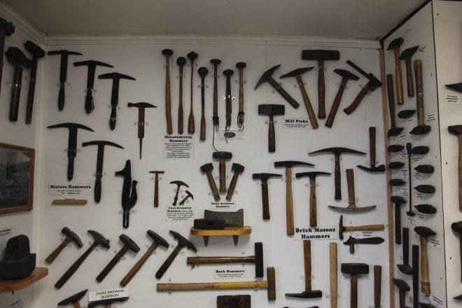 hammers many