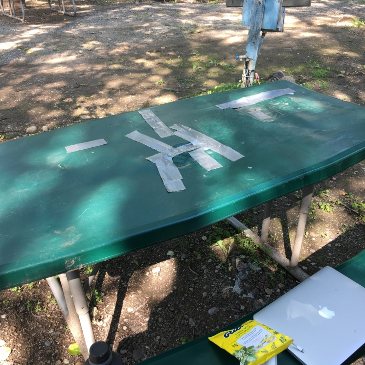 Look at this picnic table!?!