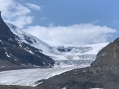 Another glacier at Columbia