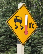 roadway freezes
