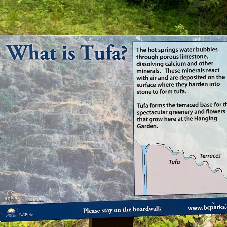 What is Tufa?