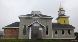 Entry to New Church