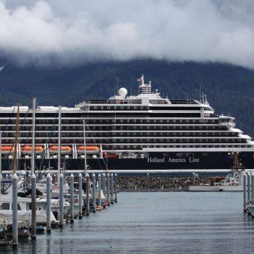 Holland America Cruise Dock