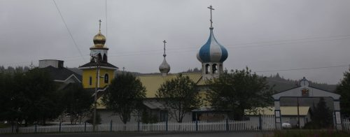 Old and New Churches