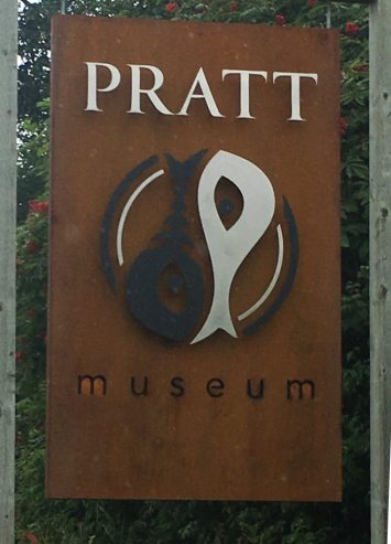 Pratt sign